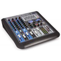 Power Dynamics PDM-S604 professionele 6 kanaals mixer