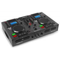 Vonyx CDJ450 Dubbele Top CD/USB Speler / mixer met Bluetooth