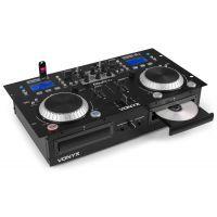 2e keus - Vonyx CDJ500 CD/USB speler met Bluetooth, mixer en versterker