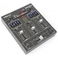 2e keus - Vonyx STM2270 DJ Mixer met Bluetooth, MP3 & geluidseffecten