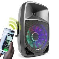 Fenton FT1200A Actieve speaker met Bluetooth en LED effect