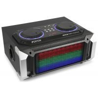 2e keus - Fenton MDJ120 Partystation 200W met Bluetooth en LED effect