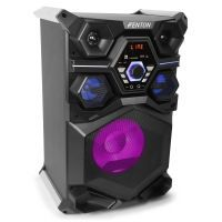 """2e keus - Fenton LIVE101 Karaoke Partystation 400W 10"""" met Bluetooth"""