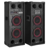 "Fenton SPB-26 Actieve speakerset 2x 6,5"" 600W met Bluetooth"