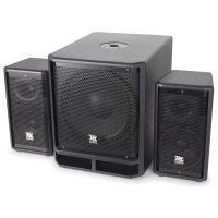 2e keus - Power Dynamics COMBO1200 actieve 2.1 luidsprekerset - 1200W