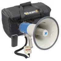 Vonyx MEG055 55W Megafoon met Oplaadbare Accu en Handige Tas