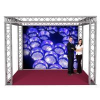 BeamZ Truss 3 x 3 x 2.5 meter voor beursstand, showroom, etc.