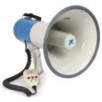 2e keus - Vonyx Megafoon met USB & SD speler, sirene en afneembare mic 60W MEG060