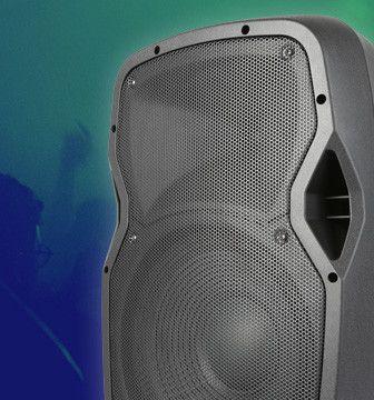 Actieve speakers